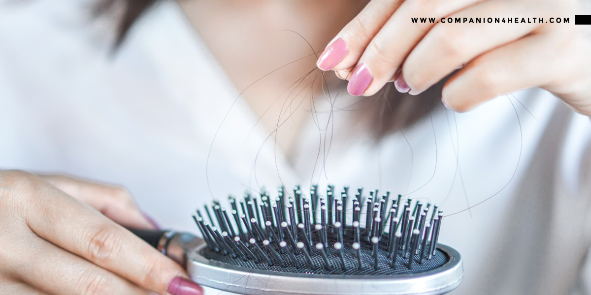 Hair fall: Everything you need to know - Companion4health